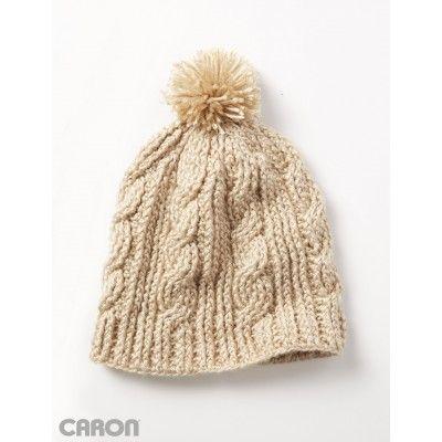8a2ba055a Crochet Hat Patterns that Look Knit | Craft | Crochet hats, Crochet ...
