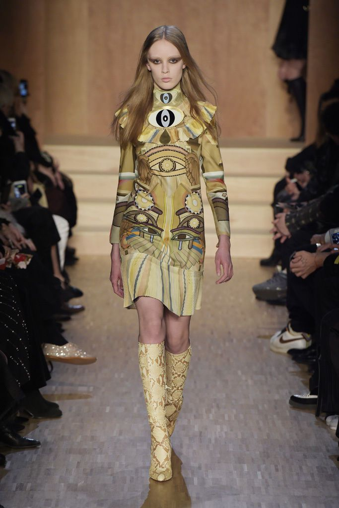 Lush Egyptian Themed Couture Winter Collection Givenchy And Egyptian