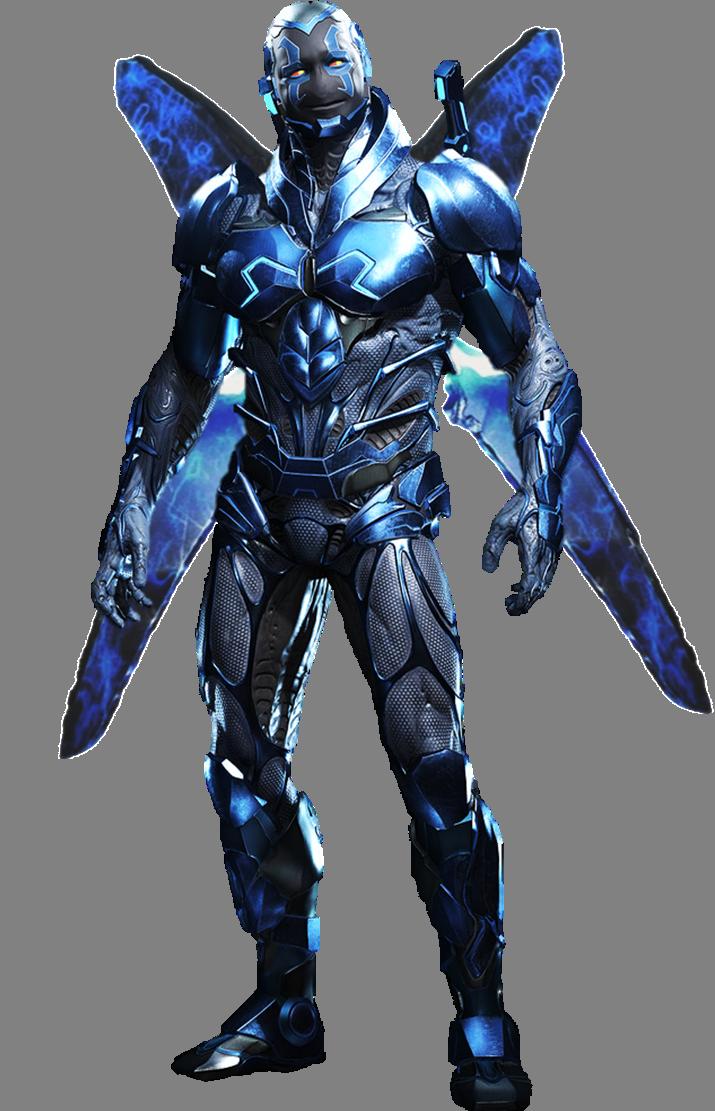 Blue Beetle Injustice 2 Transparent Background By Gasa979 Blue Beetle Blue Beetle Young Justice Injustice 2