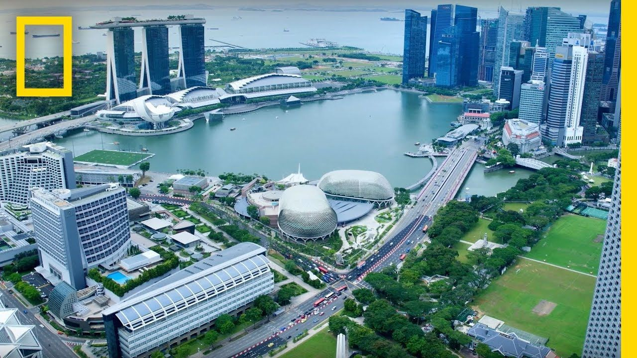 Singapore Is In Fact The City Of The Future Https Youtu Be