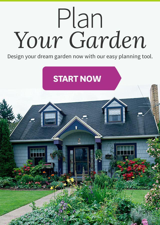 flower bed design tool Free Interactive Garden Design Tool - No Software Needed! Plan-A ...