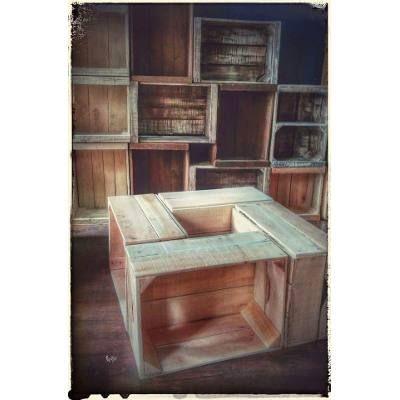 Cajones De Madera A Medida * Pallet - Muebles Artesanales - $ 200,00 ...