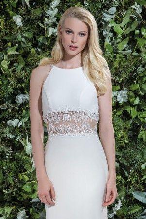 Brautkleider | Lace Wedding Dress | Pinterest | Lace wedding dresses ...