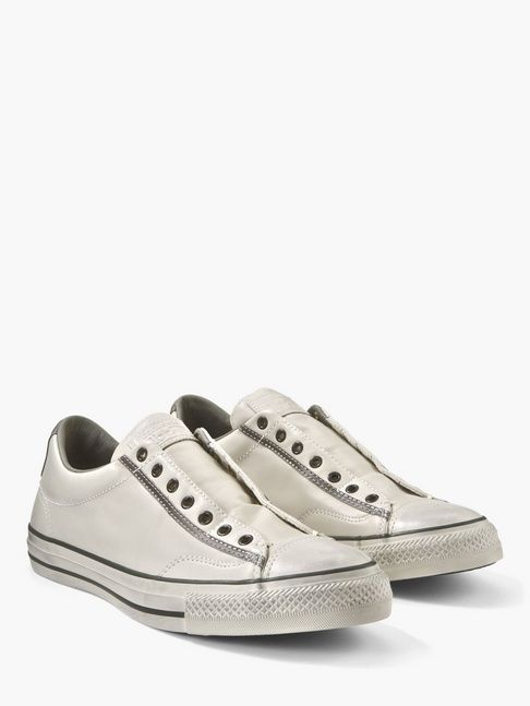 8909b708967 As Classic As Two Turtle Doves  Converse Turtle Dove Leather Laceless Slip-On  Sneaker