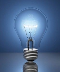 who invented the light bulb in 1879