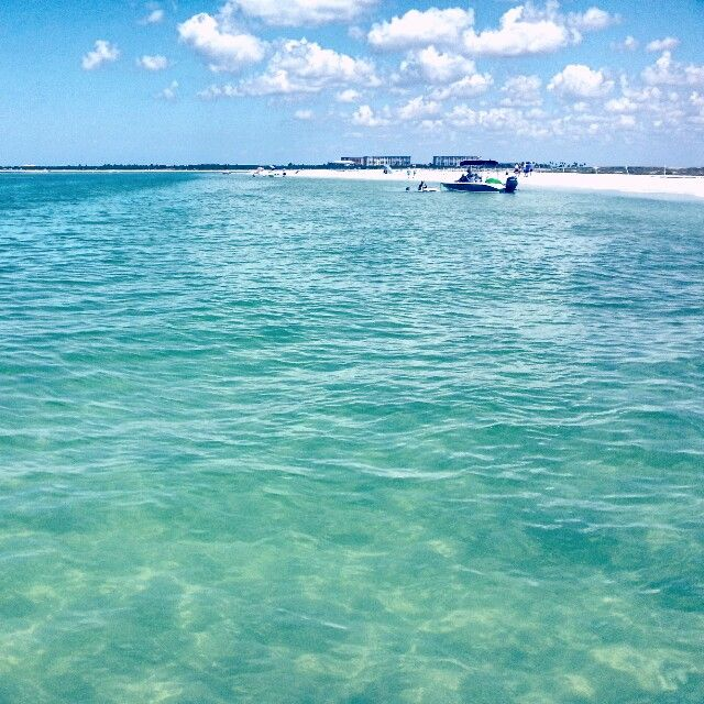 Beautiful Places In Florida To Stay: Clearwater #Florida - More Beautiful Beach!