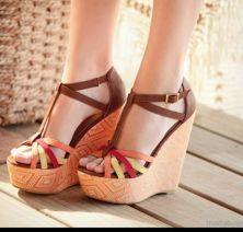 95da85cc sandalias con tiras taco chino Zapatos Taco Alto, Tacos Zapatos, Zapatos  Bonitos, Zapatos
