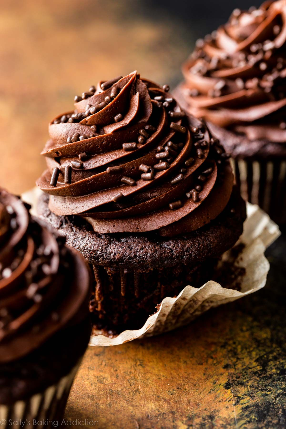 The only chocolate cupcake recipe you need Homemade moist rich