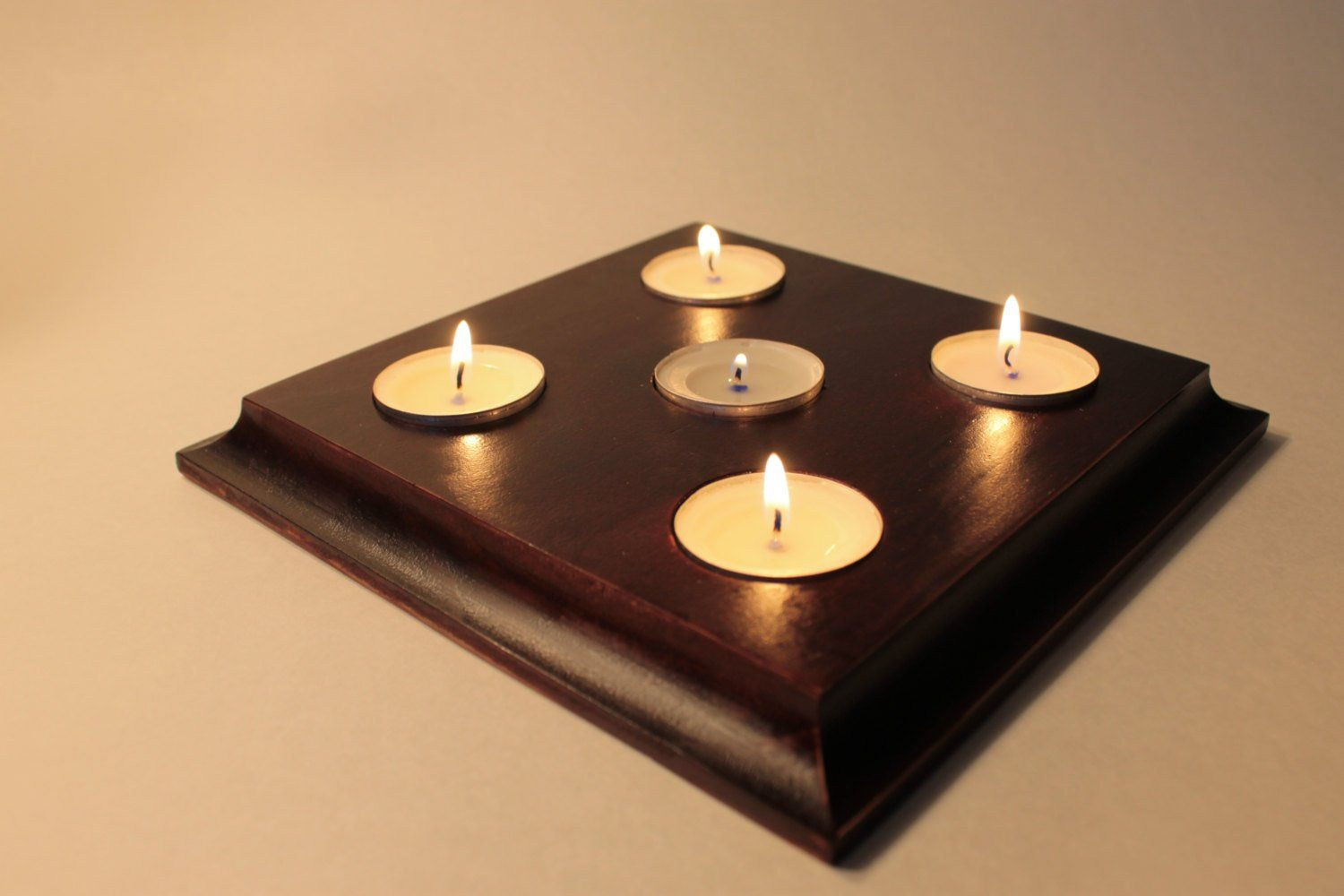 Tea Light Candle Holder Etsy Tea Lights Tealight Candle Holders Candle Holders