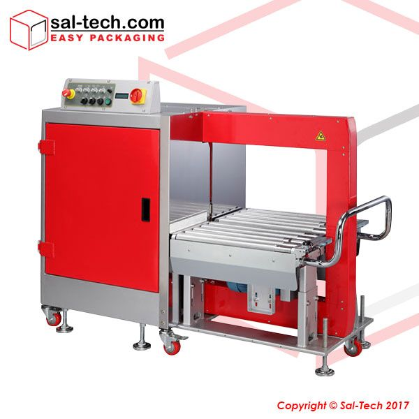 Step Tp 702ya Fully Automatic Side Sealing Strapping Machine