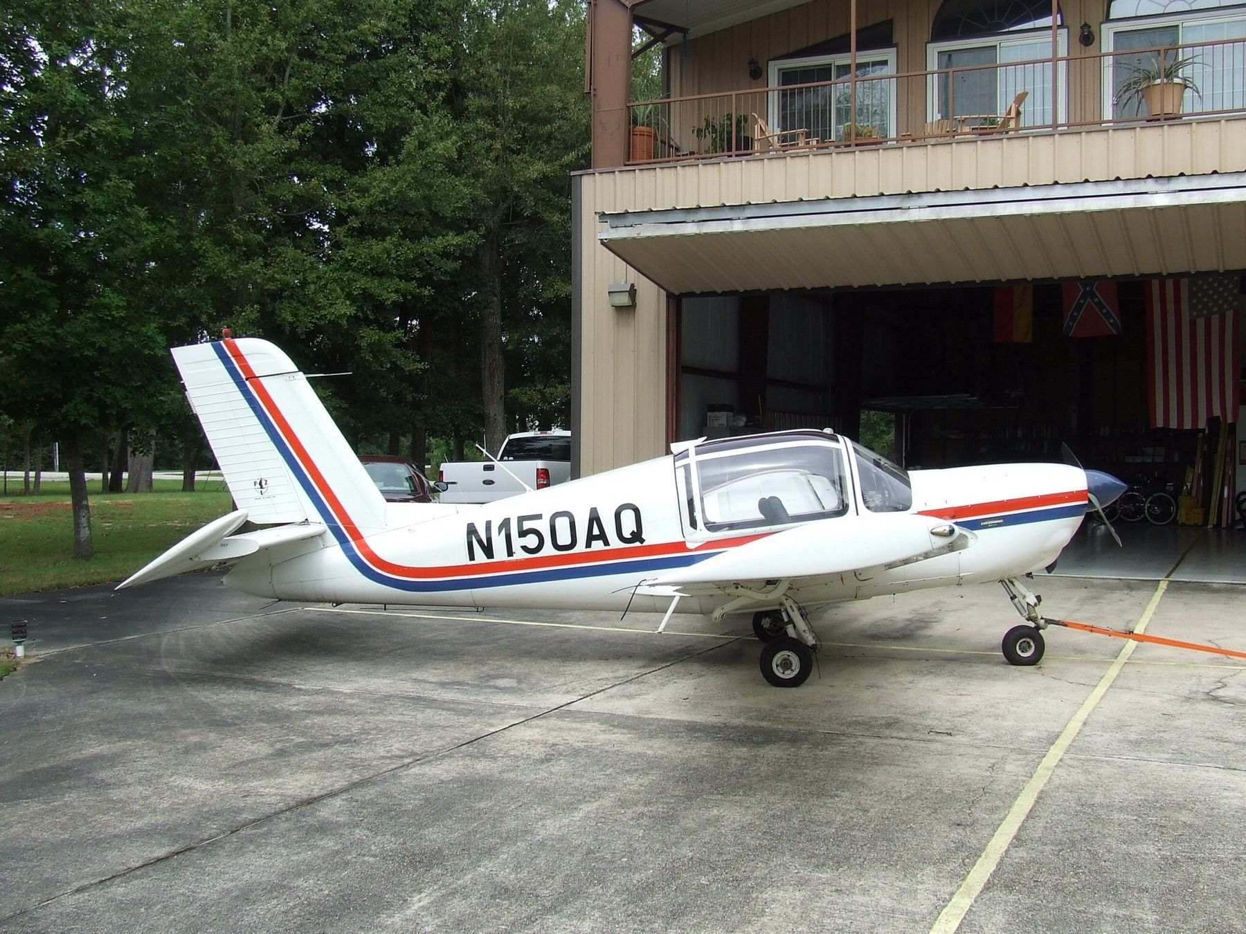 1995 PZL Koliber 150A for sale in (66Y) Diamondhead, MS USA => http://www.airplanemart.com/aircraft-for-sale/Single-Engine-Piston/1995-PZL-Koliber-150A/8893/