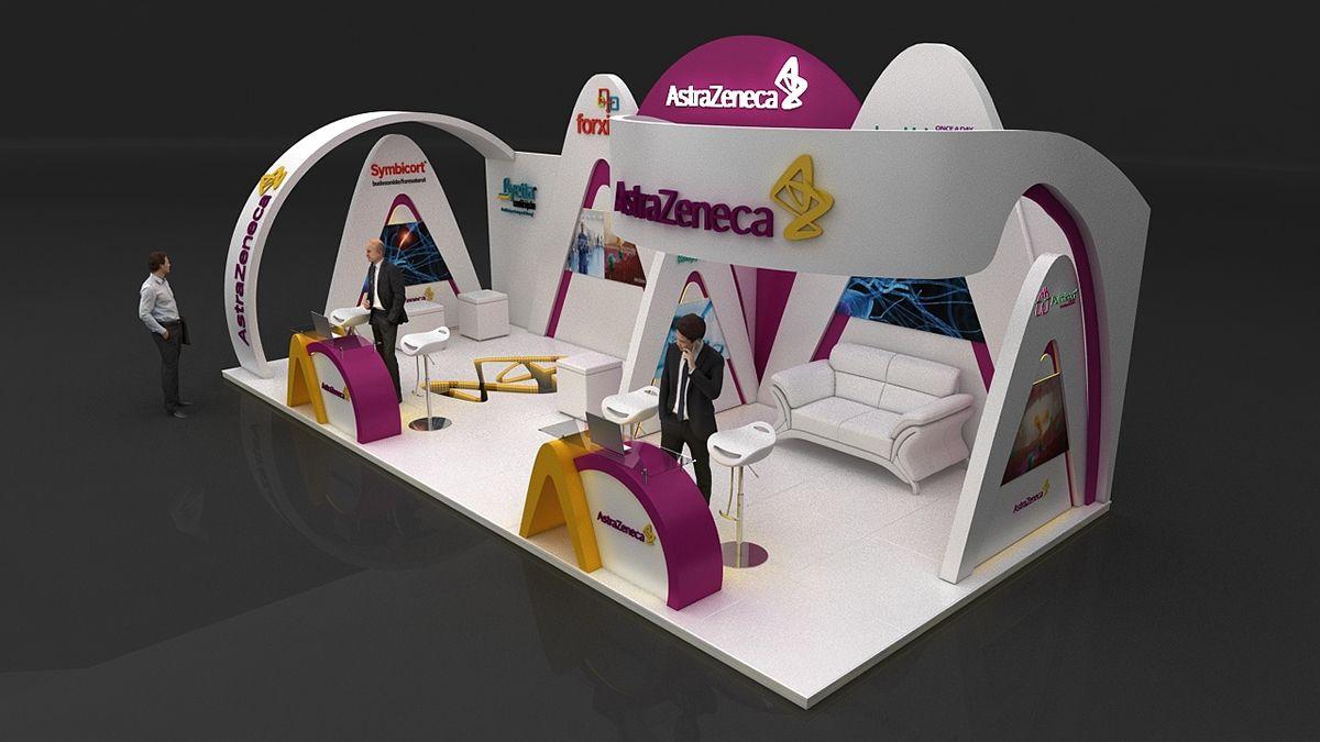 Astrazeneca Exhibition Jan 2017 Exhibition Exhibition Booth Exhibition Design