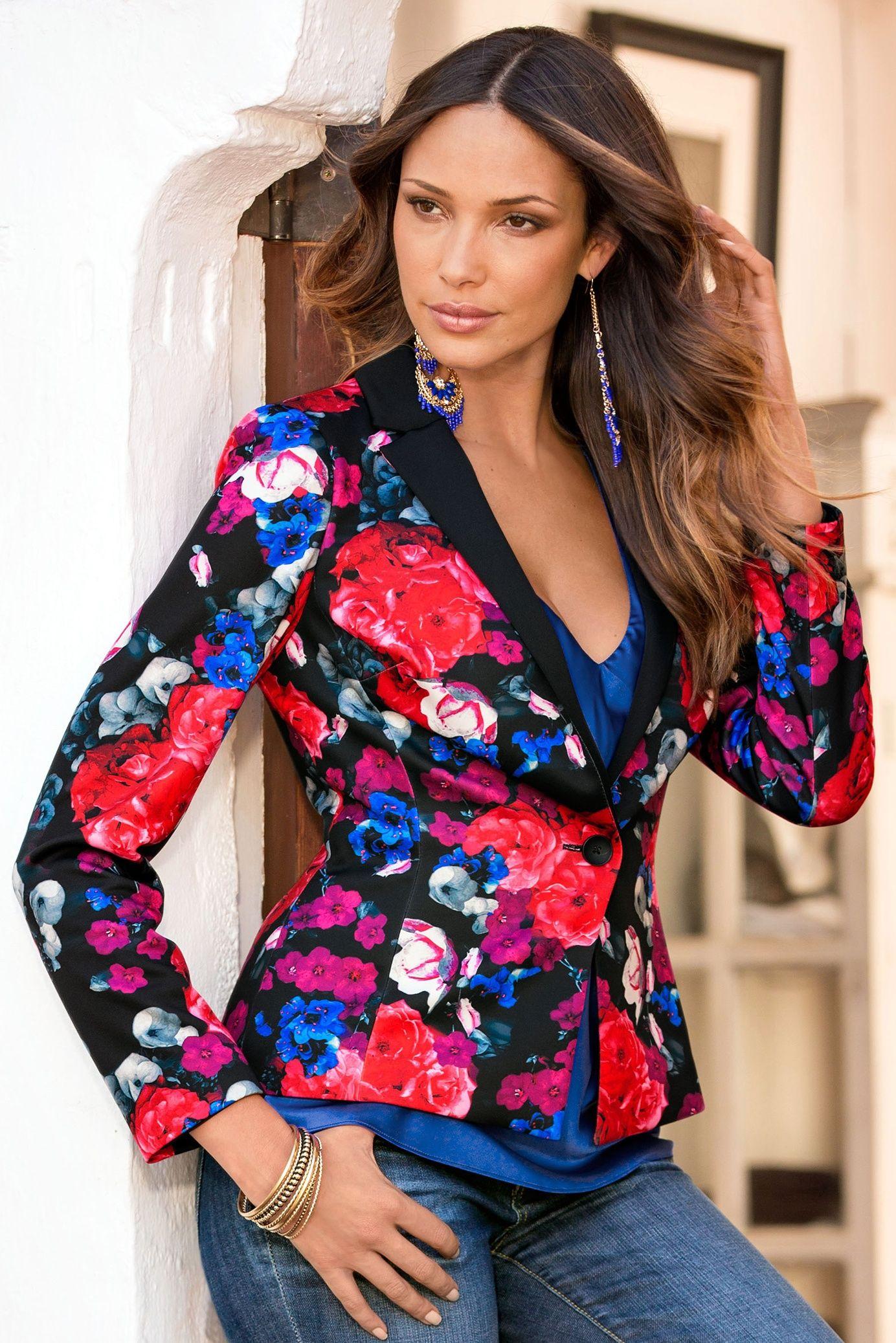 Gypsy rose blazer