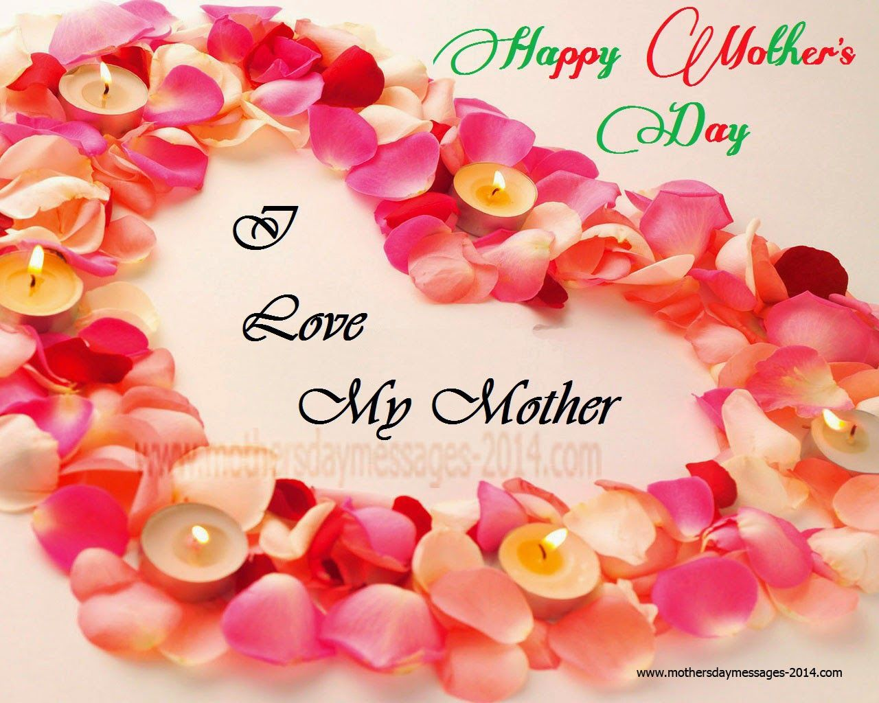 I Love You Mom Happy Mothers Day Wishes Greetings Messages Happy
