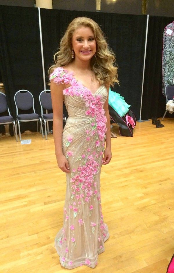 Teen Miss Houston Texas Elite 2016 Evening Gown Texas Teen And Gowns