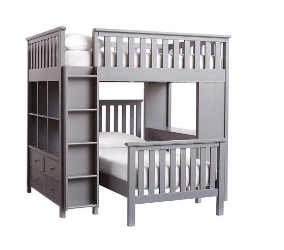 Elliott Loft System & Twin Bed Set