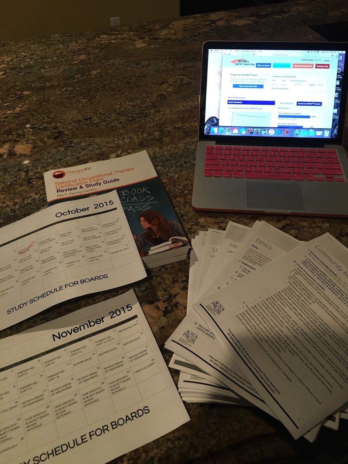 NBCOT-OTR* Exam - Study Guide Zone