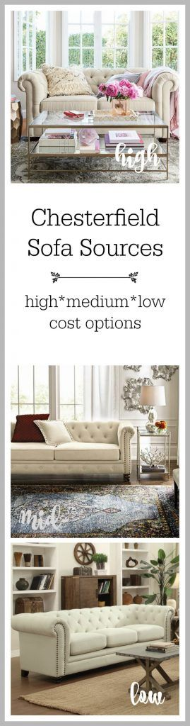 Pottery Barn Chesterfield Sofa Review