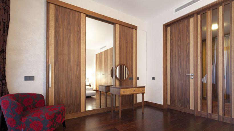 portas de correr dividindo quarto e closet - Pesquisa Google