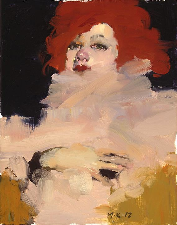 Milt Kobayashi Contemporary Artist Figurative Painting