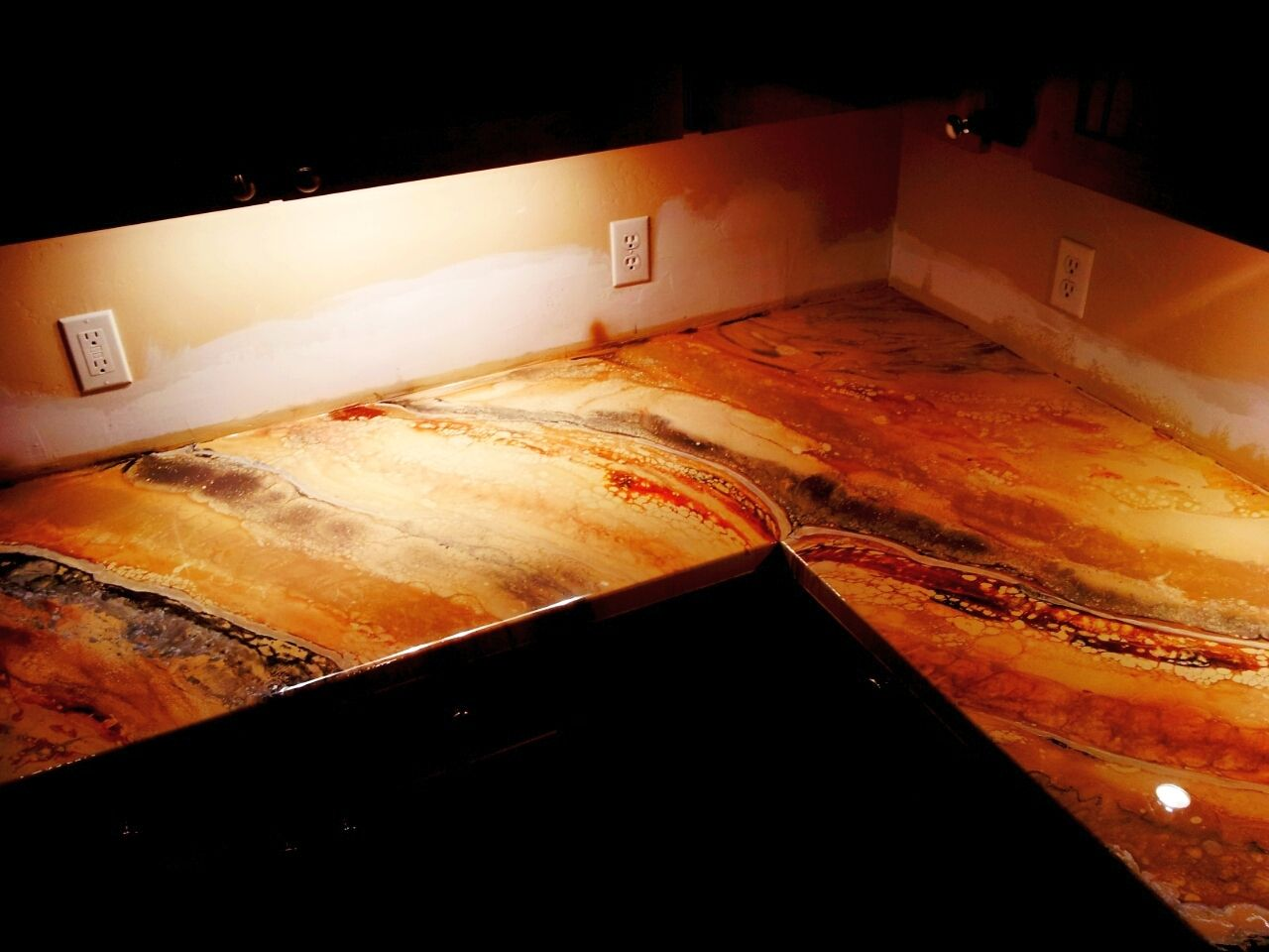 ideas countertop photo copper of epoxy resin superior att zebra countertops x