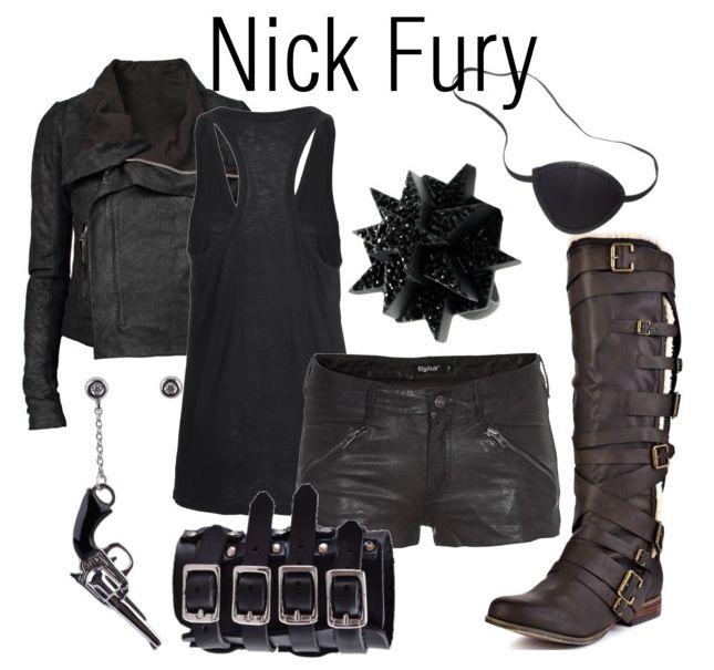 How To Dress Like... Nick Fury