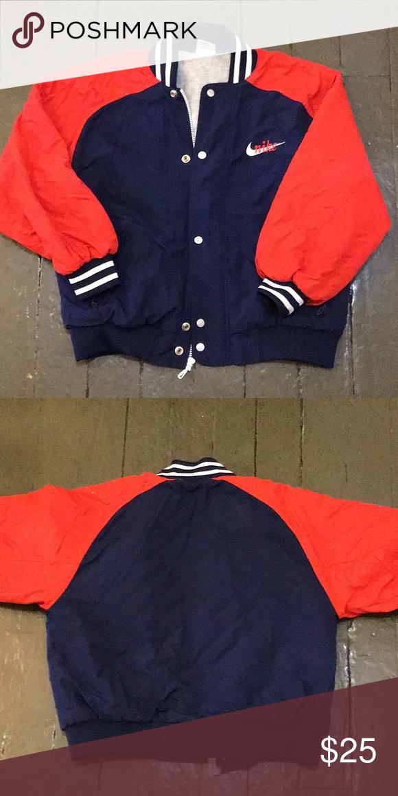 wholesale online official images authorized site 💜ON SALE TILL MONDAY💜Vintage Nike jacket Super cute ...