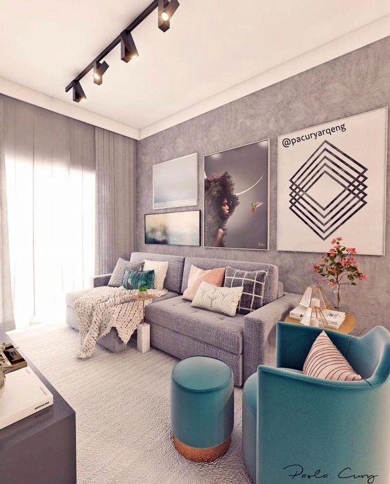 Photo of + Inspirações de decoração para sala | Blog Com Estilo Único