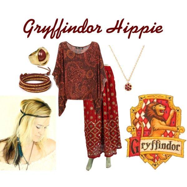 Gryffindor Hippie