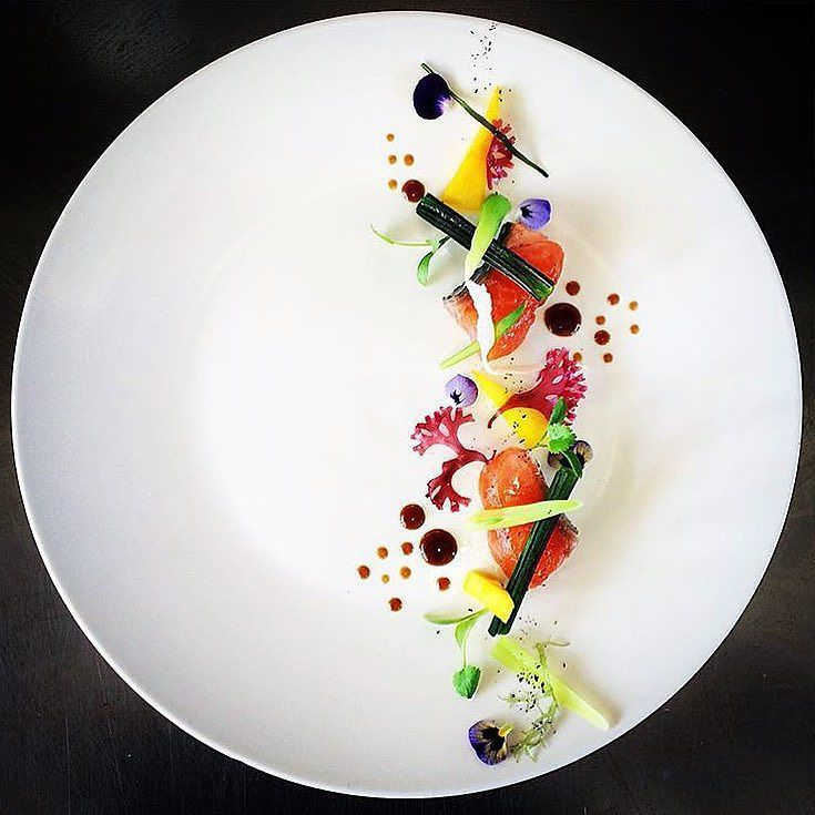 Beautiful Sushi Art By Holt12345 Gourmetartistry By Gourmetartistry Sushi Art Food Plating Creative Food