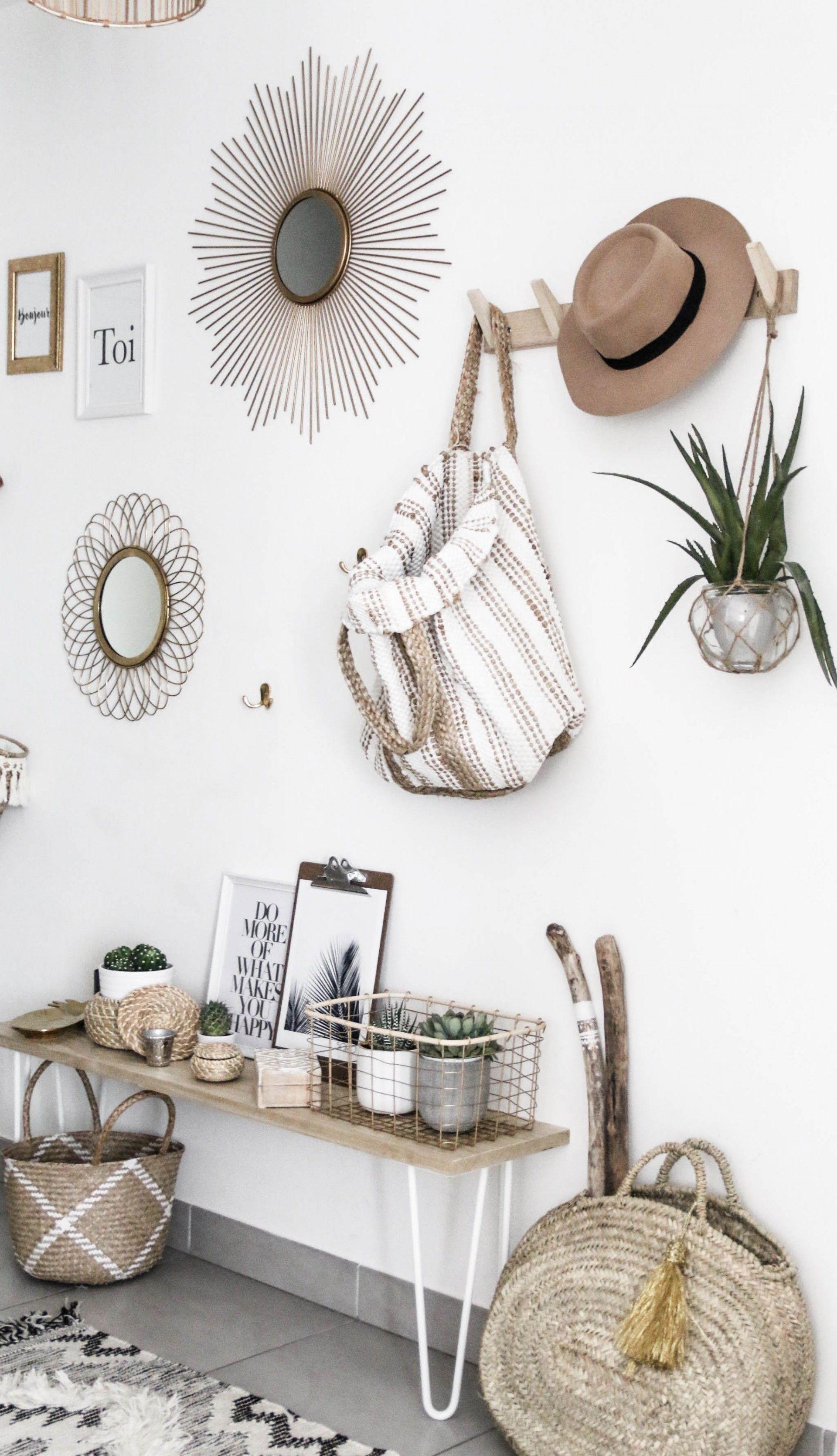 La déco de mon entrée deux DIY ! | Home Styling en 2019 ...