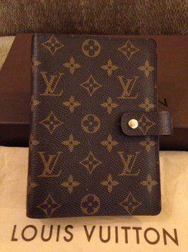 Louis Vuitton Mm Agenda Louis Vuitton Mm Louis Vuitton Louis Vuitton Agenda