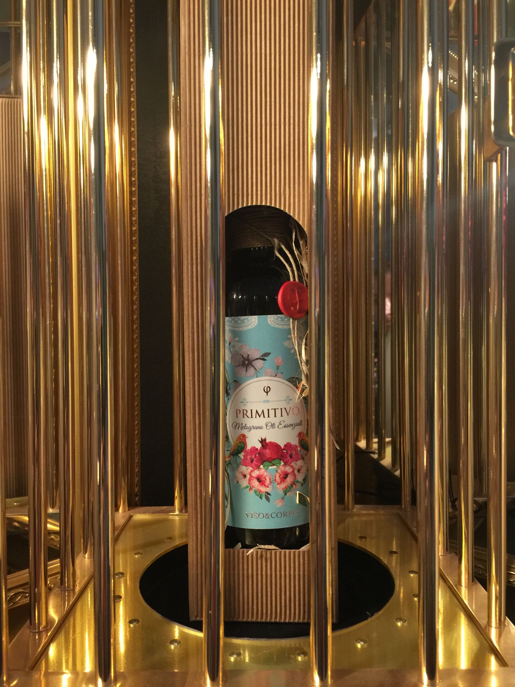 Primitivoil #pronto olio di melograno oli essenziali #miele #wine
