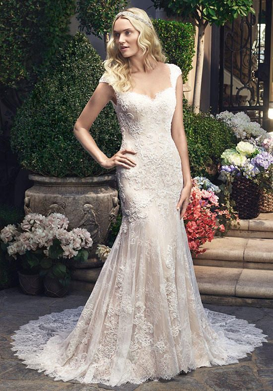 Casablanca Bridal 2215 Wedding Dress | Come try her on TODAY at ...