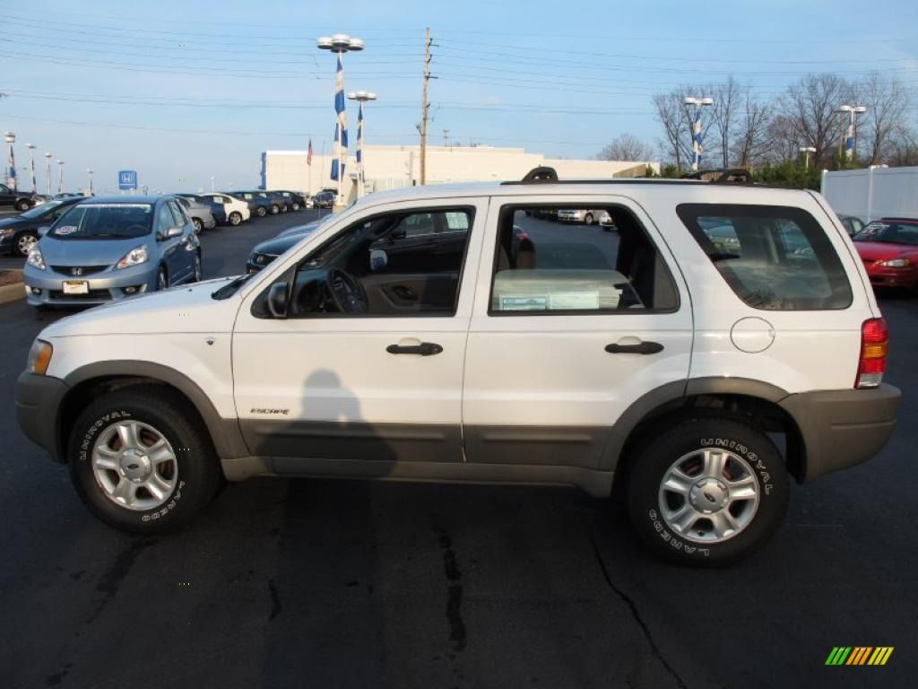 Ford Escape (With images) Ford escape, Ford, Crossover suv