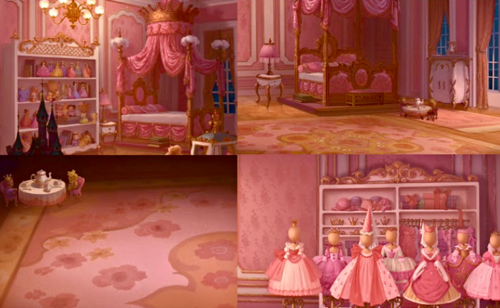 I secretly really wish Lottie's room was my room