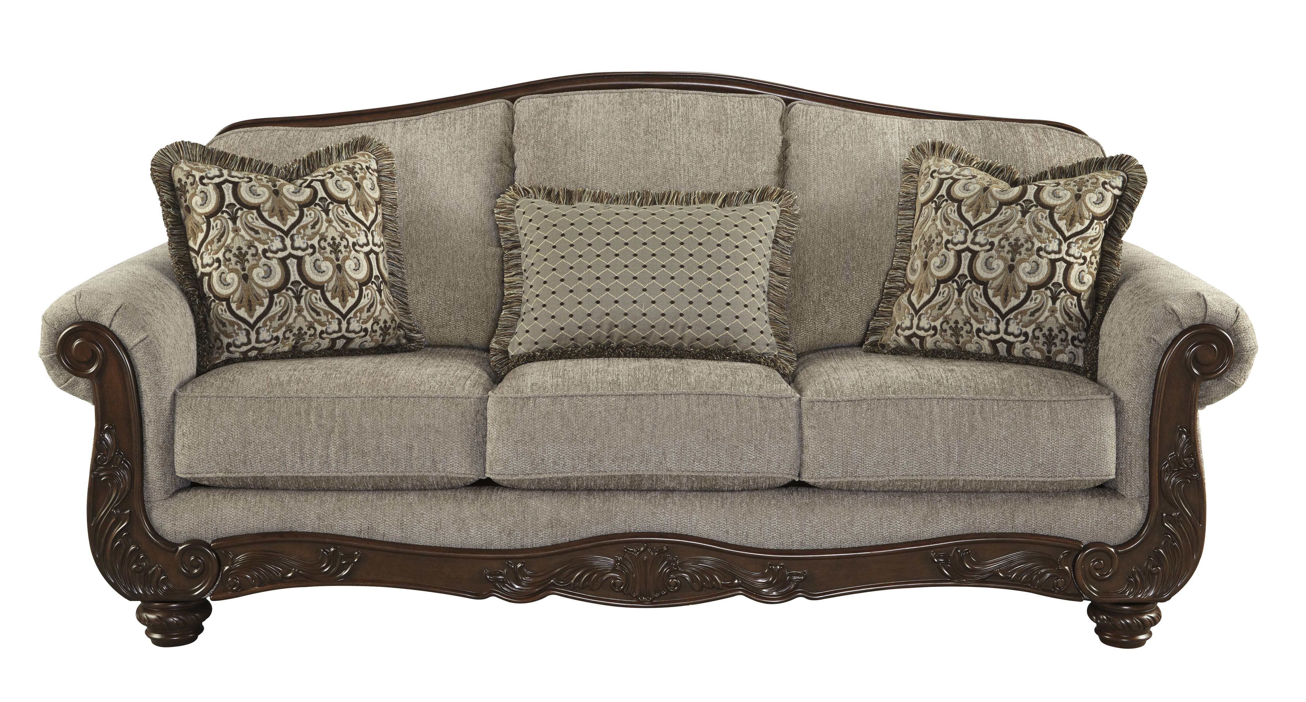 Lowest Price On Signature Design By Ashley Cecilyn Cocoa Sofa
