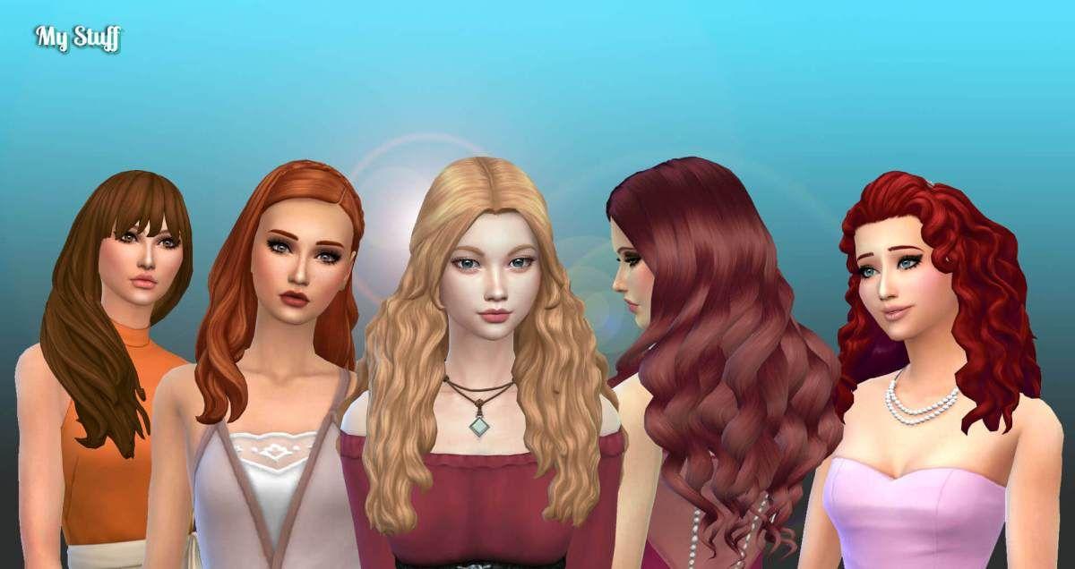 Female Long Hair Pack 27 In 2020 Long Hair Styles Hair Pack Womens Hairstyles