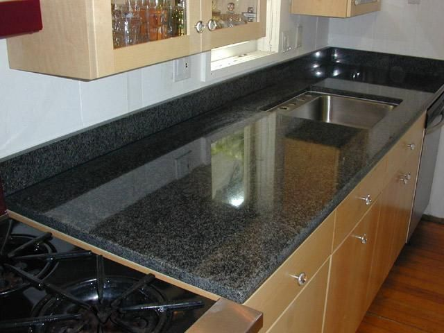 Dark Granite Kitchen Countertops Black Granite Countertops Arbeitsplatte Kuche Arbeitsplatte Granit Arbeitsplatte