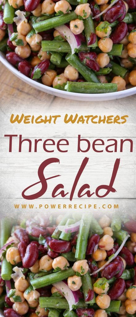 Three Bean Salad - All About Your Power Recipes