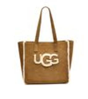 UGG ALINA Leather Tote Bag Tan   eBay
