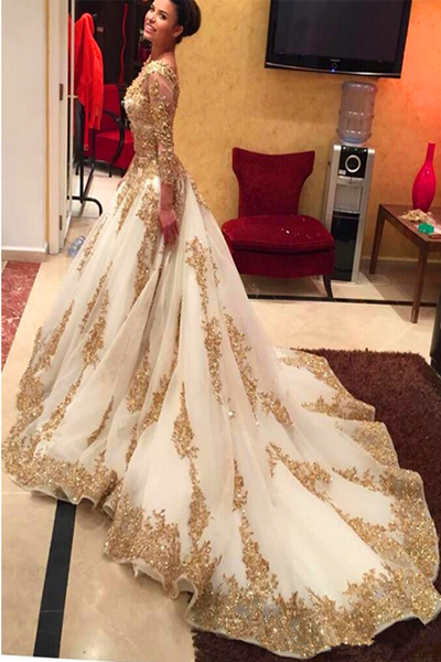Elegant muslim wedding dress find more hijab and muslim for Indian muslim wedding dress