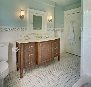 Floor Tile Carrara Marble Basket Weave With Pistachio Dot Or Gray - Carrara basketweave tile gray dot
