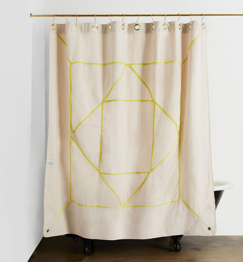 Narlai Hidden Beach Shower Curtain Made In Usa With Images