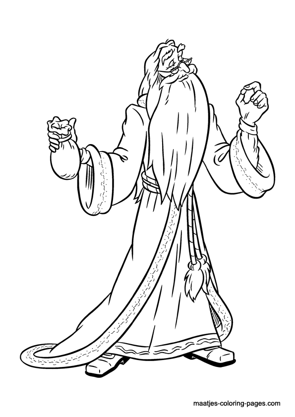 Harry Potter coloring page21 source maatjescoloringpagescom
