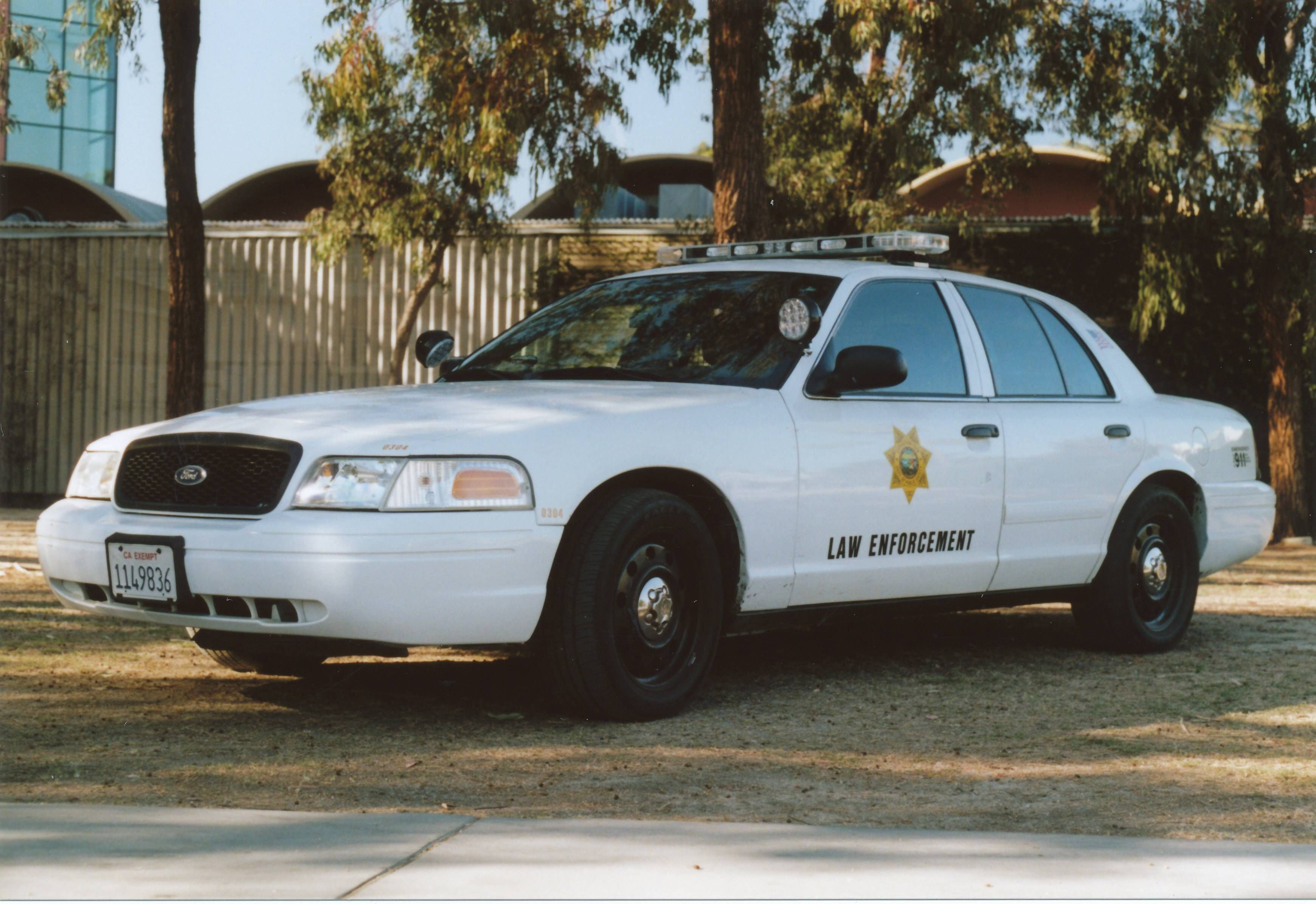 A Crown Vic I Saw Perched Near The Usc Campus Beautiful How They