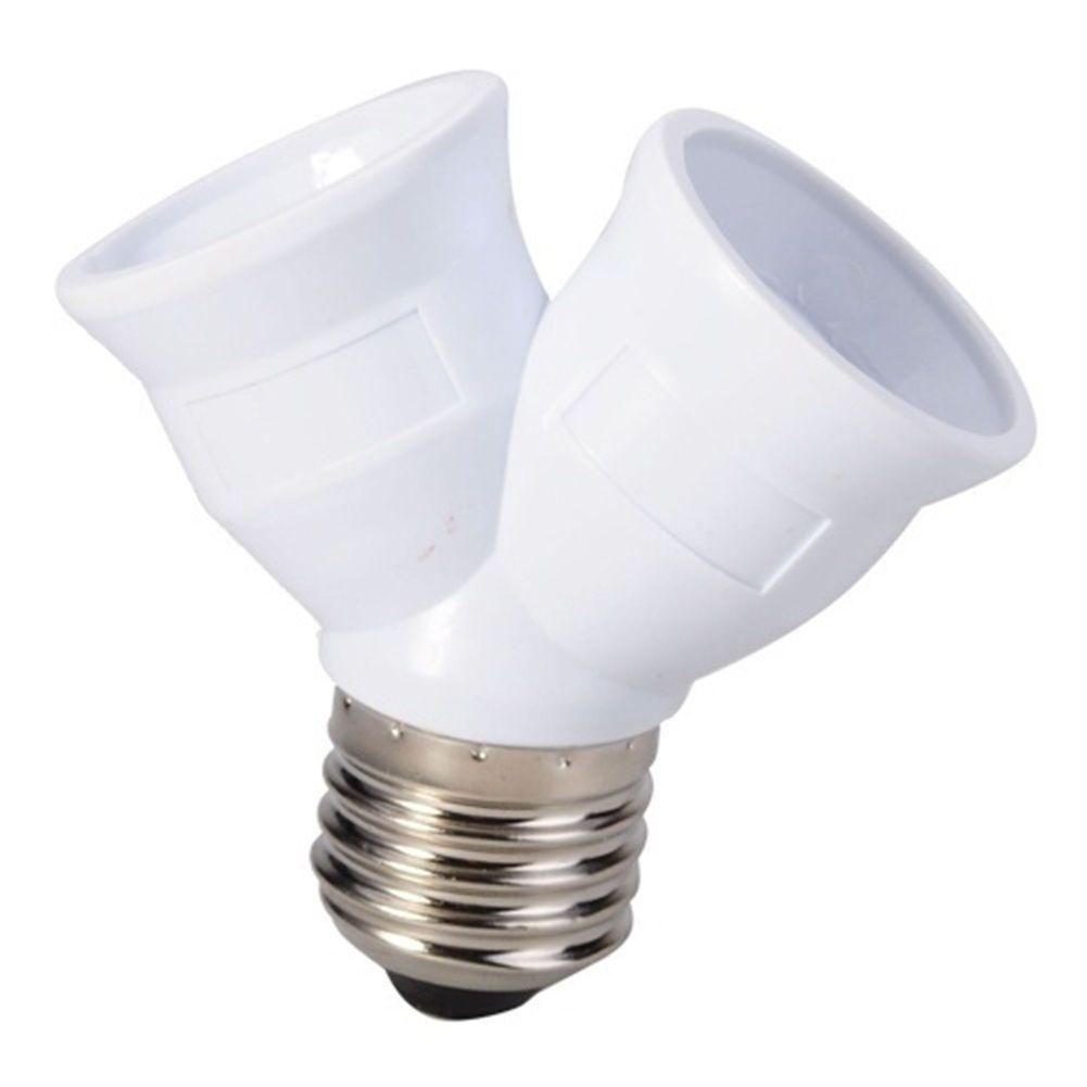 1 15 E27 1 To 2 Converter Splitter Led Light Lamp Bulb Adapter Converter Durable Ebay Home Garden