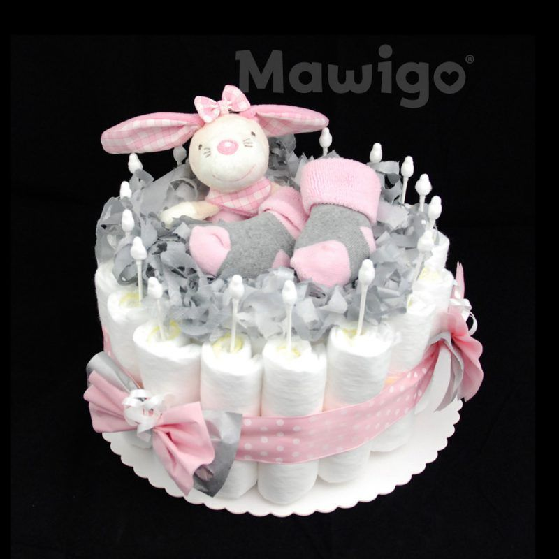 Windelkuchen Mawigo Windelgeschenke Windelkuchen Windelgeschenke Geschenke Zur Geburt Madchen