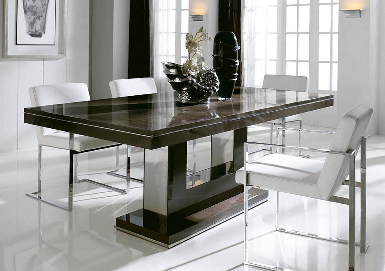 Best Durable Marble Kitchen Table You Must To Try Freshouz Com Dining Table Marble Modern Kitchen Tables Kitchen Table Settings