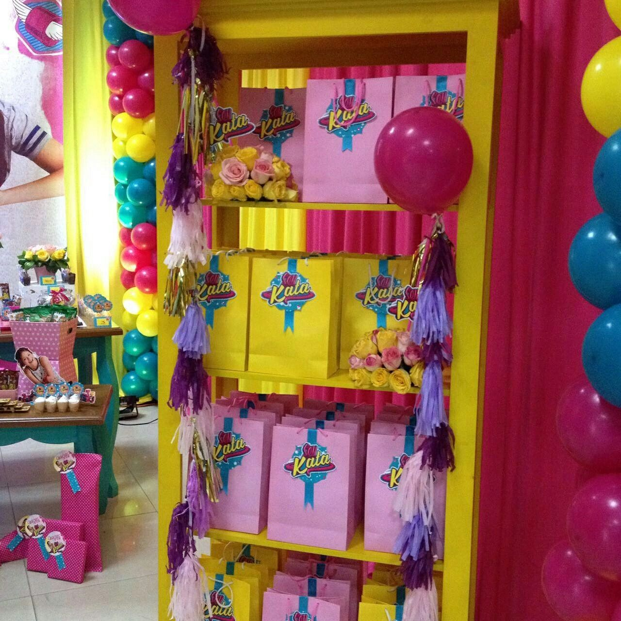 Decoracion de soy luna party soy luna party - Ideas decoracion cumpleanos ...